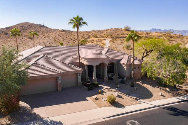 51 E Nighthawk Way, Phoenix, AZ 85048 (MLS #6162739) :: John Hogen | Realty ONE Group