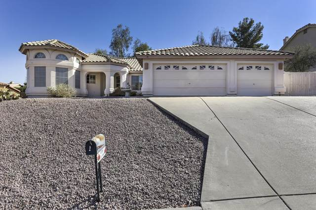 15717 E Palisades Boulevard, Fountain Hills, AZ 85268 (MLS #6162740) :: CANAM Realty Group