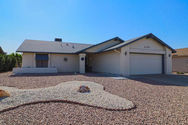 2145 Leisure World, Mesa, AZ 85206 (MLS #6162746) :: BVO Luxury Group