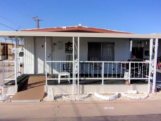 7807 E Main Street E-09, Mesa, AZ 85207 (MLS #6162767) :: Walters Realty Group
