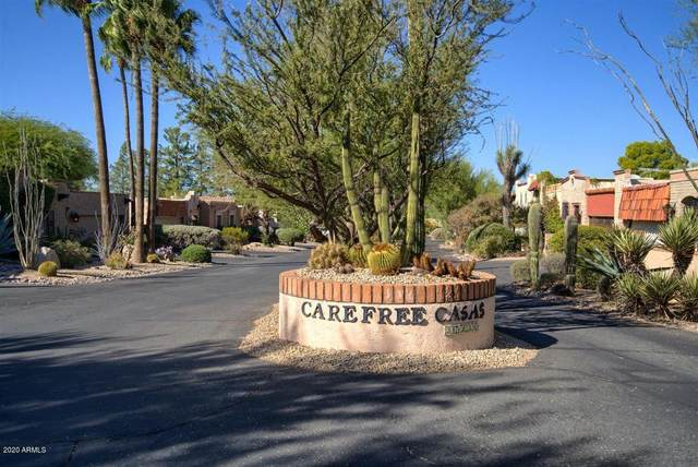 37206 N Tranquil Trail #22, Carefree, AZ 85377 (MLS #6162770) :: My Home Group