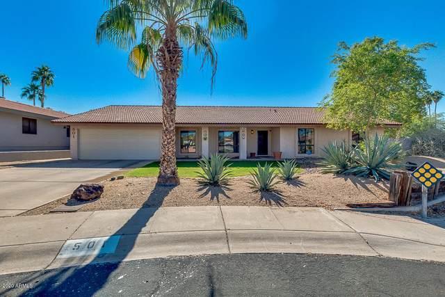 501 E Caribbean Lane, Phoenix, AZ 85022 (MLS #6162785) :: Brett Tanner Home Selling Team