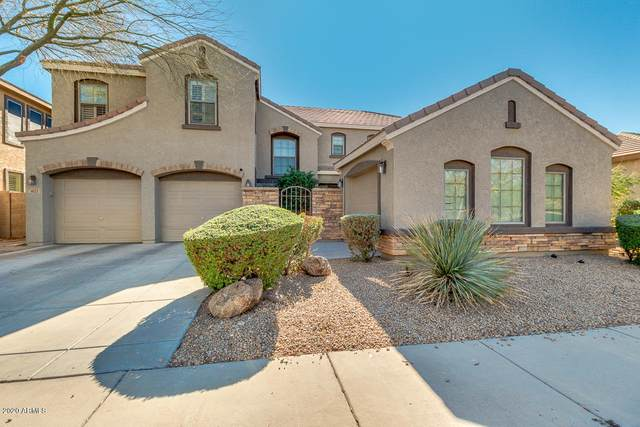 3621 E Hutchins Court, Gilbert, AZ 85295 (MLS #6162788) :: NextView Home Professionals, Brokered by eXp Realty