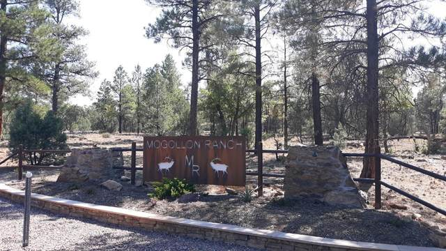3939 Sunset Ridge Loop, Happy Jack, AZ 86024 (MLS #6162792) :: NextView Home Professionals, Brokered by eXp Realty
