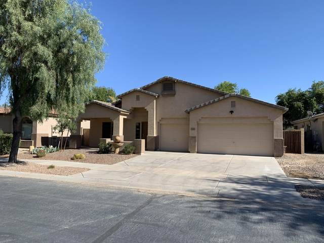 22415 S 213TH Street, Queen Creek, AZ 85142 (MLS #6162818) :: Midland Real Estate Alliance