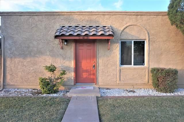 948 S Alma School Road #148, Mesa, AZ 85210 (MLS #6162820) :: Conway Real Estate