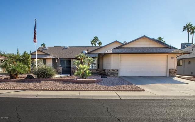 21407 N Palm Desert Drive, Sun City West, AZ 85375 (MLS #6162821) :: Long Realty West Valley