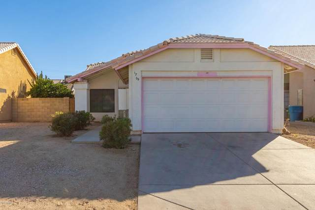 1705 E Carter Road, Phoenix, AZ 85042 (MLS #6162833) :: The Laughton Team