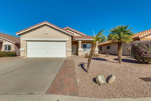 8126 E Onza Avenue, Mesa, AZ 85212 (MLS #6162846) :: Brett Tanner Home Selling Team
