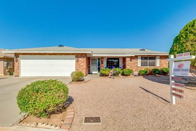 8316 E Navarro Avenue, Mesa, AZ 85209 (MLS #6162898) :: Long Realty West Valley