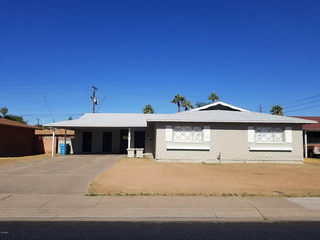 3714 W Cavalier Drive, Phoenix, AZ 85019 (MLS #6162905) :: Brett Tanner Home Selling Team