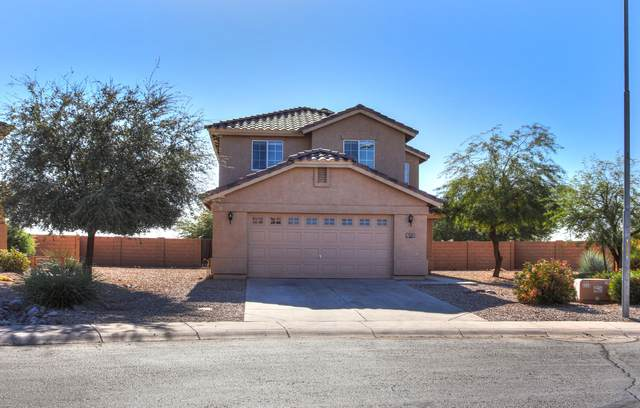 372 S 16TH Street, Coolidge, AZ 85128 (MLS #6162911) :: The Daniel Montez Real Estate Group