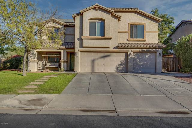 22578 W Ashleigh Marie Drive, Buckeye, AZ 85326 (MLS #6162948) :: BVO Luxury Group