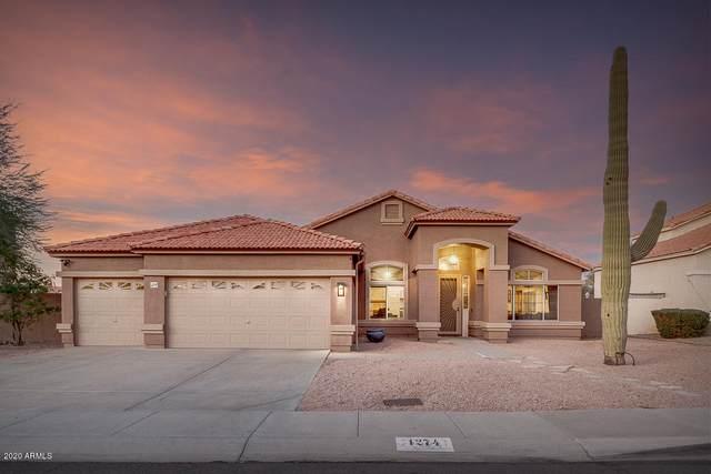 1274 E Lake Drive, Gilbert, AZ 85234 (MLS #6162964) :: The Property Partners at eXp Realty