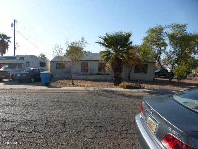 1735 W Mohave Street, Phoenix, AZ 85007 (MLS #6162967) :: The Laughton Team