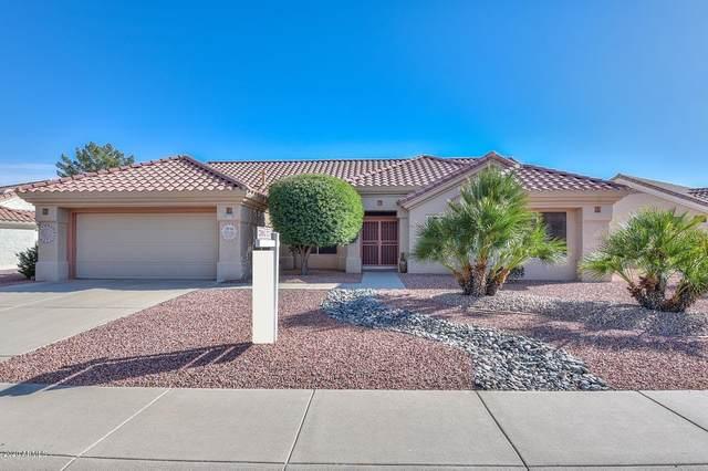 22313 N Via Montoya, Sun City West, AZ 85375 (MLS #6162995) :: Brett Tanner Home Selling Team
