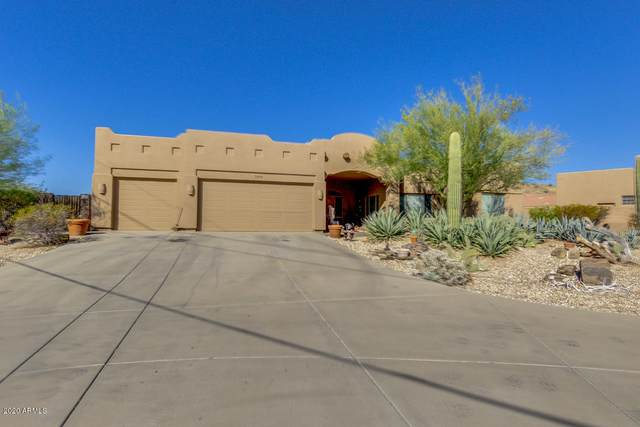 3306 W Cloud Road, Phoenix, AZ 85086 (MLS #6163002) :: Brett Tanner Home Selling Team