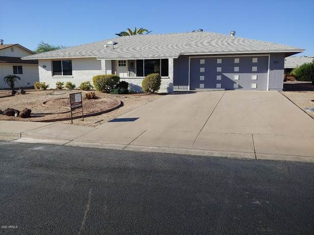 19230 N 133rd Avenue N, Sun City West, AZ 85375 (MLS #6163028) :: Brett Tanner Home Selling Team