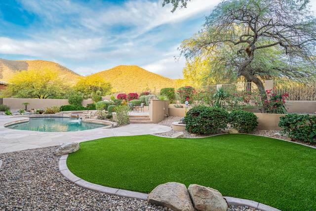 12437 N 118TH Way, Scottsdale, AZ 85259 (MLS #6163040) :: John Hogen | Realty ONE Group