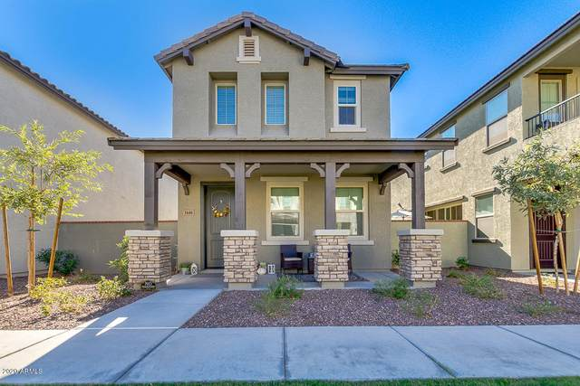 1646 N 208TH Avenue, Buckeye, AZ 85396 (MLS #6163048) :: Brett Tanner Home Selling Team