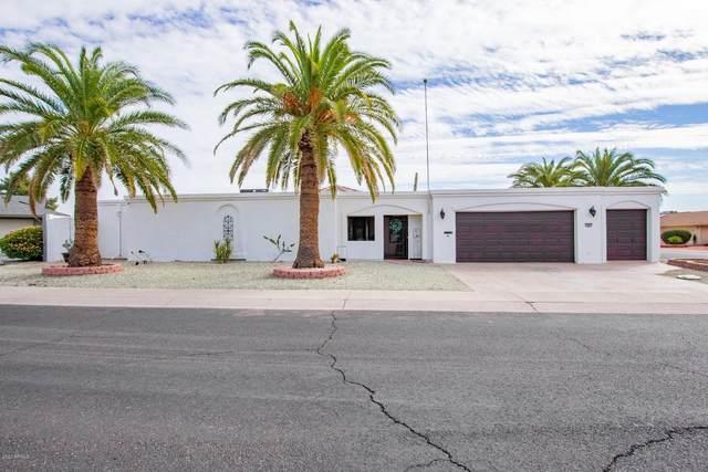 14643 N Fallbrook Court, Sun City, AZ 85351 (MLS #6163066) :: Kepple Real Estate Group