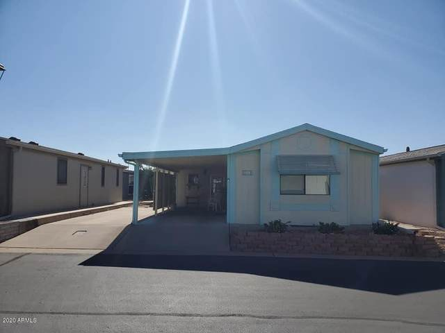 5735 E Mcdowell Road #165, Mesa, AZ 85215 (MLS #6163074) :: Brett Tanner Home Selling Team