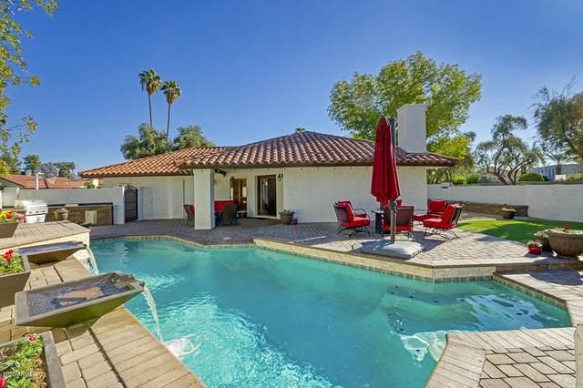7835 E Beryl Avenue, Scottsdale, AZ 85258 (MLS #6163077) :: Brett Tanner Home Selling Team