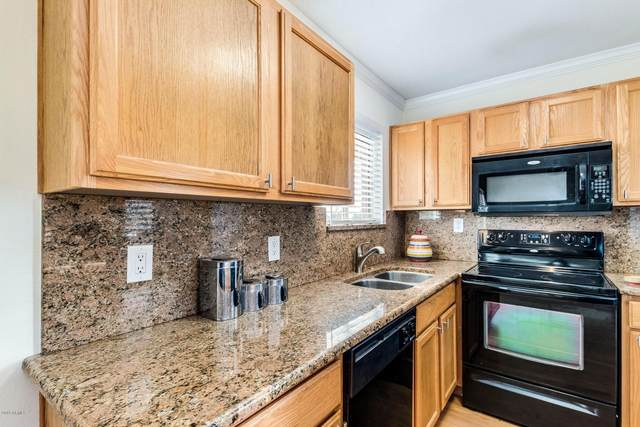 4401 N 12TH Street #209, Phoenix, AZ 85014 (MLS #6163080) :: Brett Tanner Home Selling Team