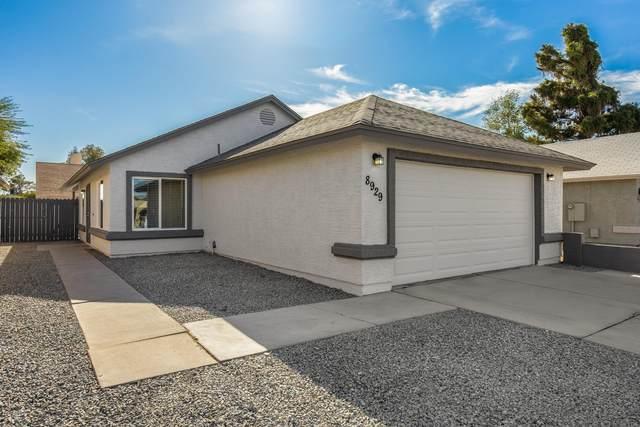 8929 W Fairmount Avenue, Phoenix, AZ 85037 (MLS #6163093) :: Brett Tanner Home Selling Team