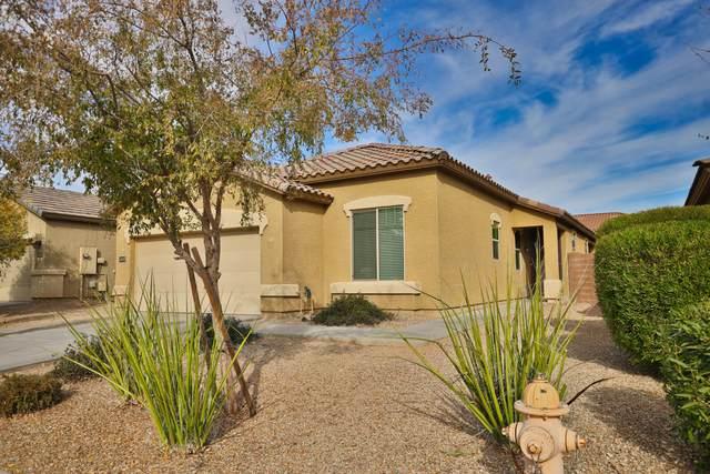 18220 W Eva Street, Waddell, AZ 85355 (MLS #6163139) :: Devor Real Estate Associates