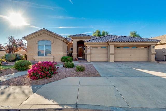 5120 S Mcclelland Drive, Chandler, AZ 85248 (MLS #6163144) :: The Laughton Team