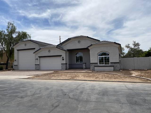 21747 E Camacho Road, Queen Creek, AZ 85142 (MLS #6163146) :: D & R Realty LLC