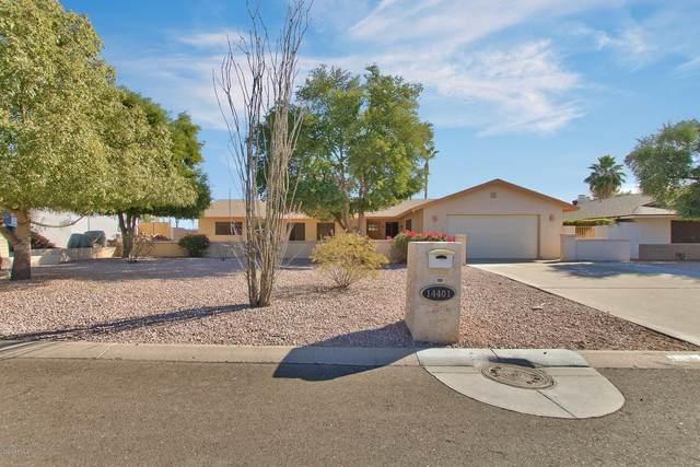 14401 N San Carlos Drive, Fountain Hills, AZ 85268 (MLS #6163158) :: My Home Group