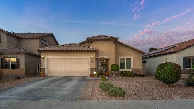 10778 W Yearling Road, Peoria, AZ 85383 (MLS #6163179) :: Long Realty West Valley
