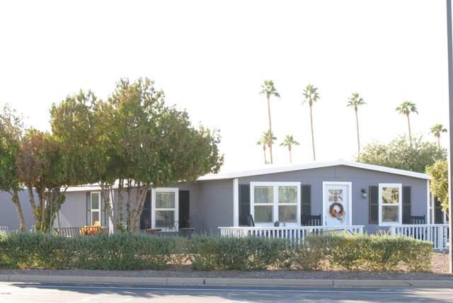 744 S Park View Circle, Mesa, AZ 85208 (MLS #6163189) :: Walters Realty Group