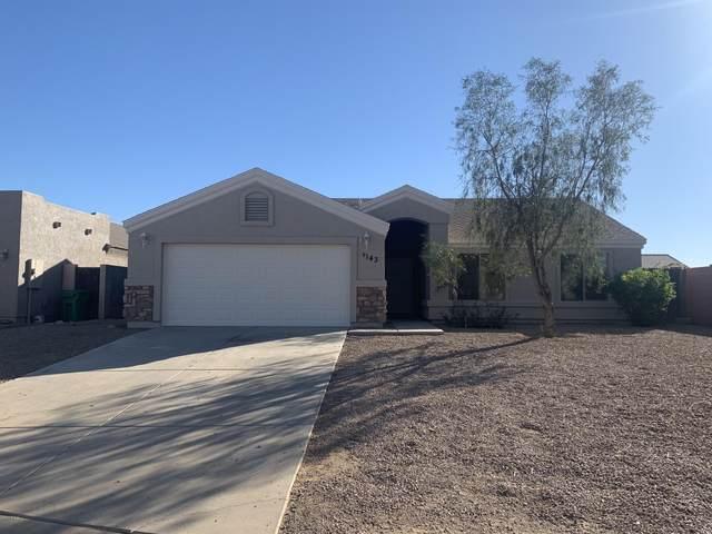 9143 W Oneida Drive, Arizona City, AZ 85123 (#6163194) :: Long Realty Company