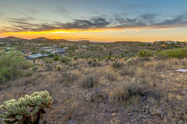 0 E Lazy K Road, Gold Canyon, AZ 85118 (MLS #6163199) :: Openshaw Real Estate Group in partnership with The Jesse Herfel Real Estate Group