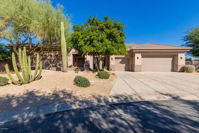 6314 E Amber Sun Drive, Scottsdale, AZ 85266 (MLS #6163227) :: NextView Home Professionals, Brokered by eXp Realty