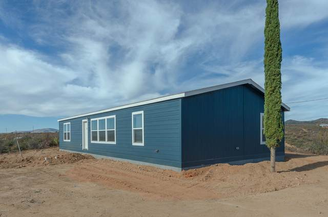 8160 W Putnam Road, Wilhoit, AZ 86332 (MLS #6163246) :: Long Realty West Valley