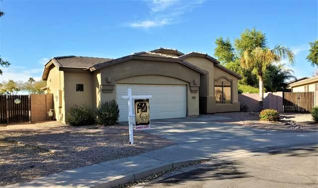 2030 E Bellerive Place, Chandler, AZ 85249 (MLS #6163253) :: Brett Tanner Home Selling Team