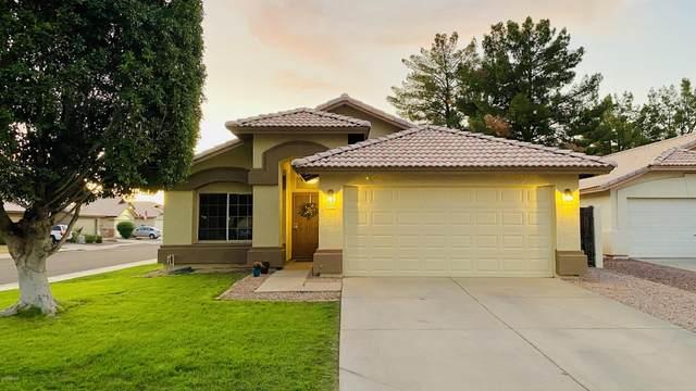 1070 N Nantucket Court, Chandler, AZ 85225 (MLS #6163278) :: Brett Tanner Home Selling Team