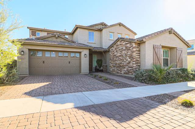 10117 E Satellite Drive, Mesa, AZ 85212 (MLS #6163297) :: Midland Real Estate Alliance