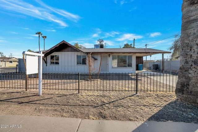 2823 N 49TH Avenue, Phoenix, AZ 85035 (MLS #6163307) :: Yost Realty Group at RE/MAX Casa Grande