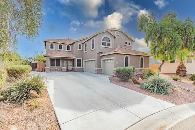 28065 N Quartz Cir Circle, Queen Creek, AZ 85143 (MLS #6163325) :: Long Realty West Valley