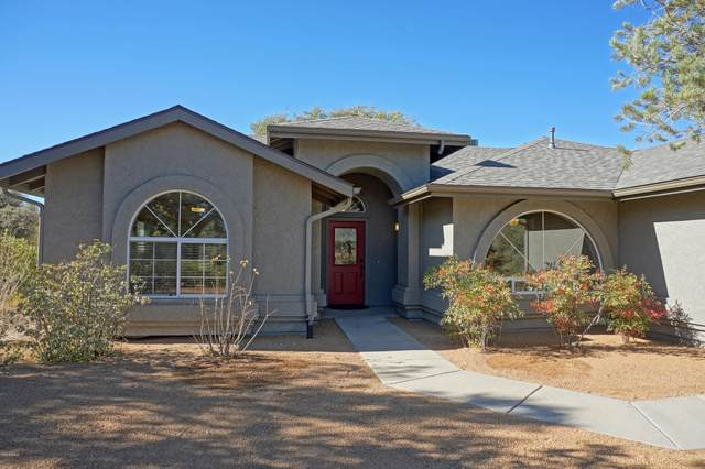 2325 W Bard Ranch Road, Prescott, AZ 86305 (MLS #6163350) :: The Daniel Montez Real Estate Group