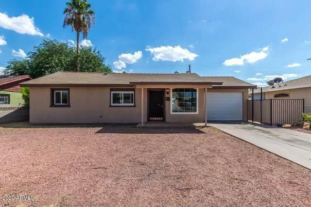 3011 W Heatherbrae Drive, Phoenix, AZ 85017 (MLS #6163358) :: Brett Tanner Home Selling Team