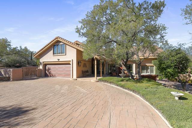 7719 E Carefree Drive, Carefree, AZ 85377 (MLS #6163363) :: The Property Partners at eXp Realty