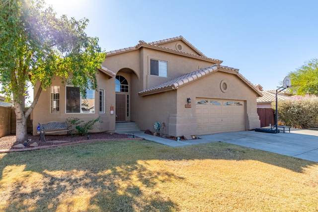 2833 E Pontiac Drive, Phoenix, AZ 85050 (MLS #6163394) :: Midland Real Estate Alliance