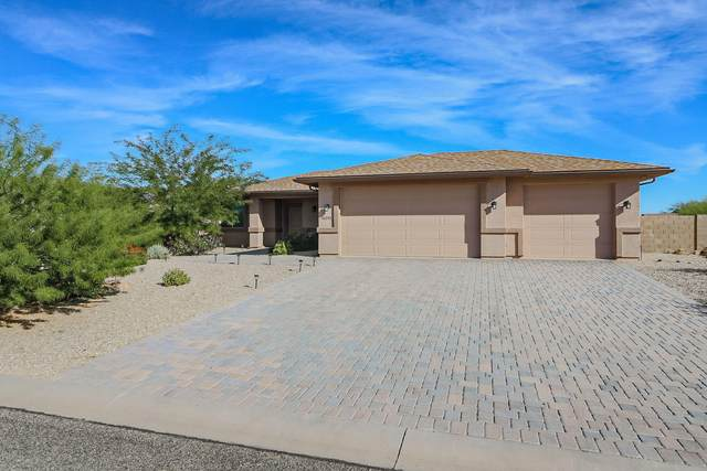 26355 S Roxie Lane, Congress, AZ 85332 (MLS #6163397) :: The Carin Nguyen Team