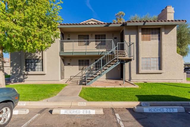 533 W Guadalupe Road #2079, Mesa, AZ 85210 (MLS #6163400) :: Brett Tanner Home Selling Team